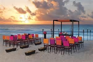 sunset beach wedding decorationwedwebtalks wedwebtalks