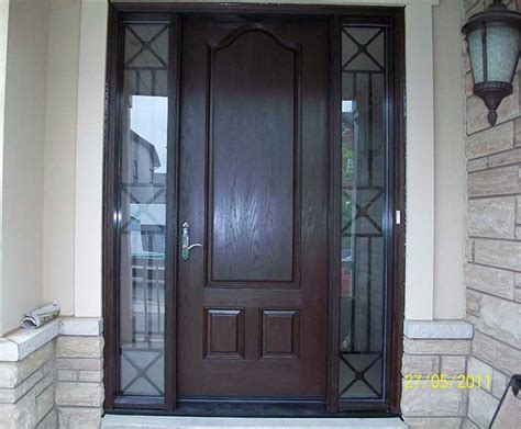 8 Foot Front Door Woodgrain Exterior Doors Woodgrain Doors Front Entry Doors Wood Grain Fiberglass Door 8 Foot