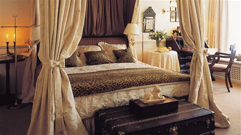 Leopard Print Bedroom Ideas | the pand hotel western flanders flemish region
