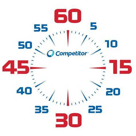 Swimming Pace Clock Worksheet