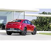 2016 Mercedes Benz GLE 450 AMG Coupe Photos Specs And