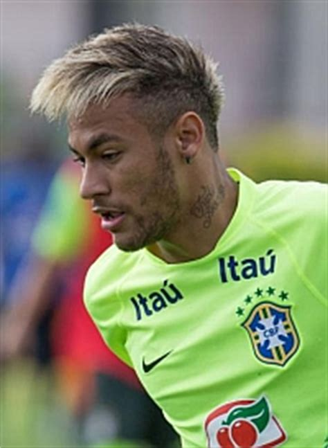 neymat blond neymar dyes his hair golden blonde for mexico game marca