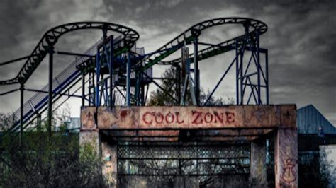 abandoned amusement park seven of the creepiest abandoned amusement parks hiding in