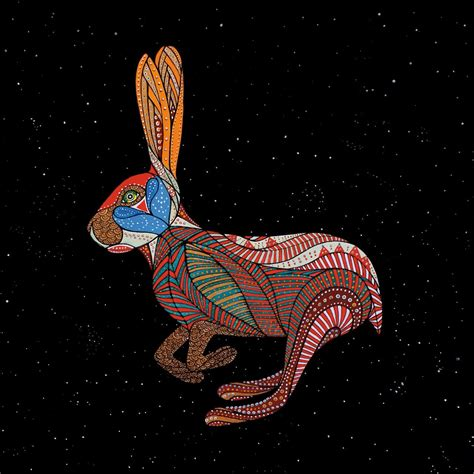 zodiac rabbit art chinese zodiac animals by thailan when