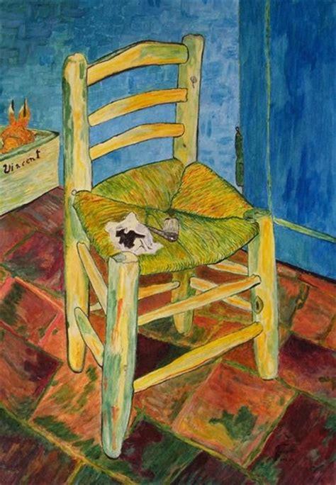 sedia gogh franco scarpetti pittore impressionista falsi d autore
