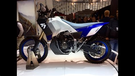 Yamaha Motorrad T7 by 2017 New Yamaha T7 Tenere First View Eicma 2016 Youtube