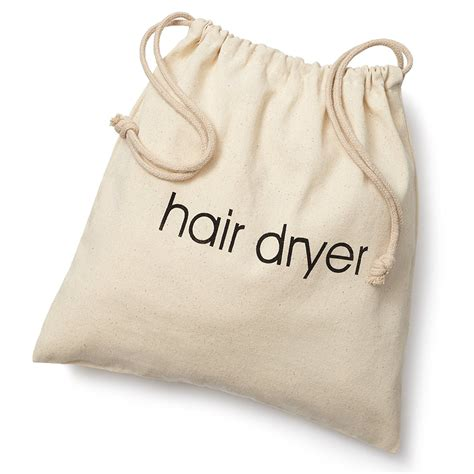 Hair Dryer Bag On by Ionic Dual Voltage Travel Hair Dryer