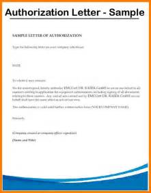 Authorization Letter How To Write Doc 677851 Letter Of Authorization 46 Authorization Letter Samples Templates Template Lab