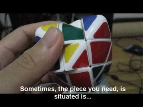 tutorial rubik master pyramorphix master pyramorphix tutorial top layer in stop motion