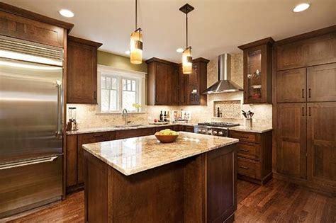 What Countertops Are In Style by Craftsman Style Kitchen Granite Countertops Search Kitchen Granite Countertops