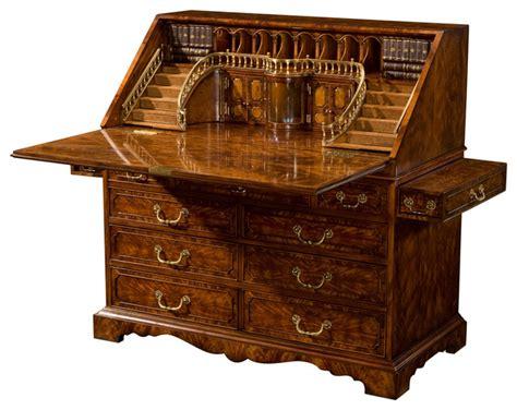 Antique Secretary Desk With Bookcase Theodore Alexander Theodore Alexander Althorp Living