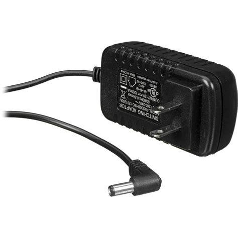 12v 2a power adapter italy ikan 12v 2a power adapter ac 12v us b h photo