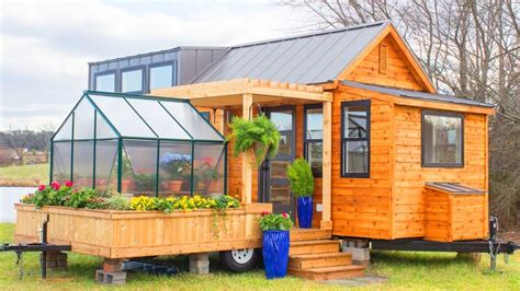 the latest tiny house on wheels from jamaica cottage shop the elsa from olive nest tiny homes the most beautiful