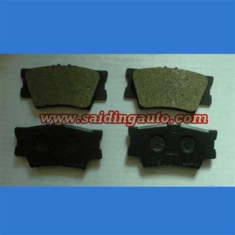 brake pad for toyota daihatsu lexus oem 04466 33160 id