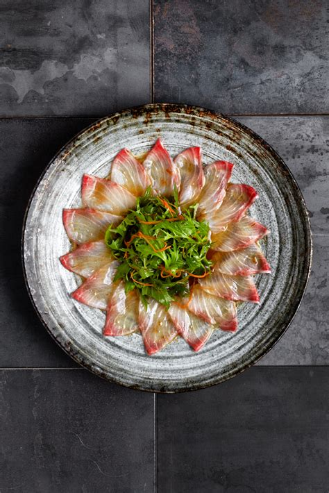 Green Kitchen Islands Roka Aldwych Fires Up The Robata Symposion Journal