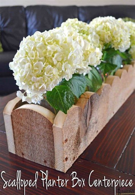 planter box centerpiece 25 best rustic wooden box centerpiece ideas and designs