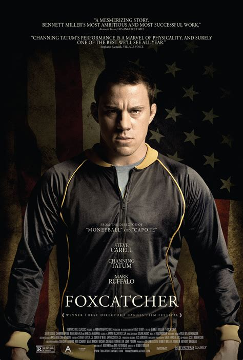which film got oscar in 2014 foxcatcher enters oscar race with channing tatum steve