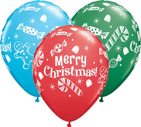 christmas latex balloons christmas candies free delivery