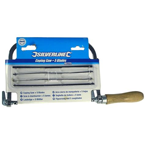 coping blade coping saw inc 5 blades