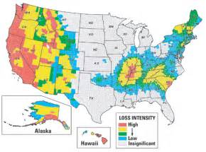 Earthquake Map Usa by Monitoring Earthquake Shaking In Buildings To Reduce Loss