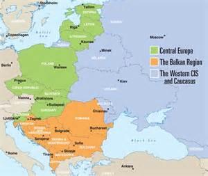 map of eastern us and western europe kaart europa landkaart