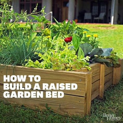 how to build a raised flower bed raised flower bed outside gardens pinterest beds