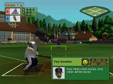 backyard baseball ps3 backyard baseball 2007 sony playstation 2 game