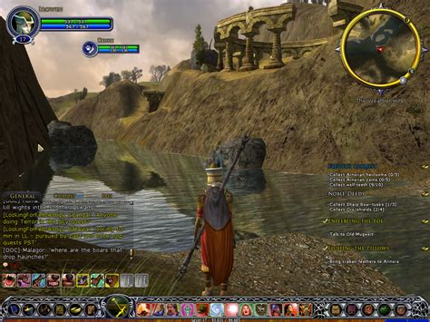 lotro buying a house the lord of the rings online shadows of angmar screenshots for windows mobygames
