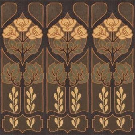 Arts And Crafts Wall Paper - arts crafts wallpaper border arts crafts textiles