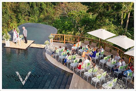 Hanging Gardens Ubud hanging garden wedding valentino ruya com