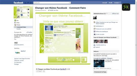 themes for google chrome facebook changer son th 232 me facebook sous google chrome youtube