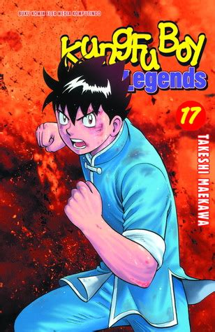 kungfu boy legends vol 17 by takeshi maekawa