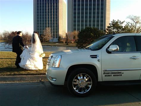 Wedding Limo Service Wedding Limo Service Limousines Inc Detroit