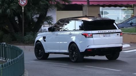 car range rover 2016 2016 range rover sport svr the ultimate 550hp golddigger