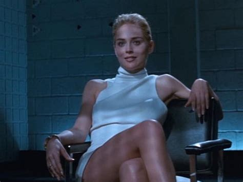sharon stone breaking news and opinion on the huffington basic instinct 25th anniversary five films that paved the