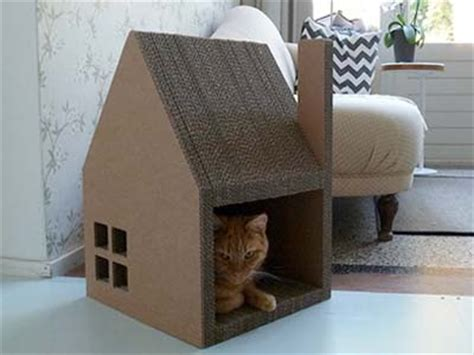 cara membuat rumah dari kardus yang besar tutorial cara membuat rumah kucing dari bahan kardus bekas
