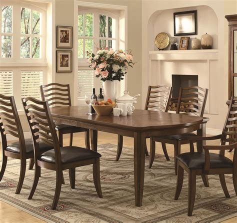 casual dining room designs