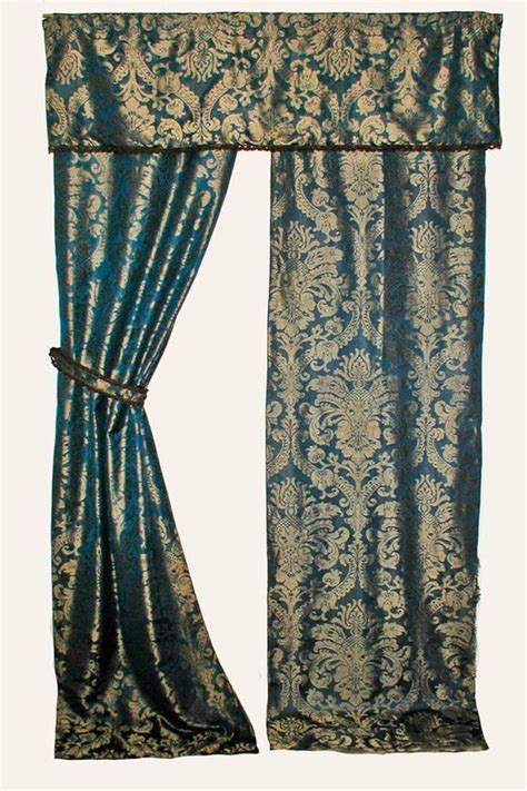 gold and blue curtains 1920s curtains and blue and on pinterest