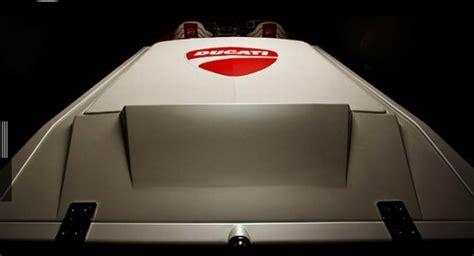 cigarette boat ducati discover the cigarette racing 42x ducati edition powerboat