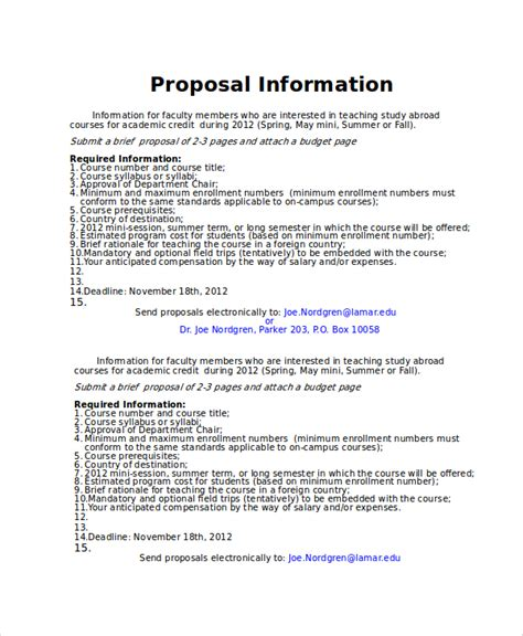 rfp presentation template sle powerpoint template 9 free documents