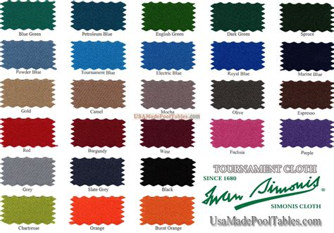 pool table billiard cloth felt pool table supplies