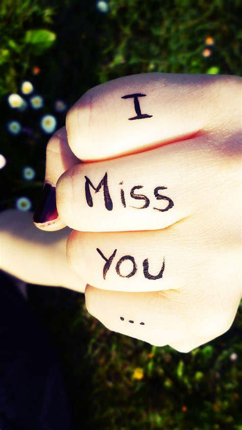 3d wallpaper miss you i miss you iphone wallpapers