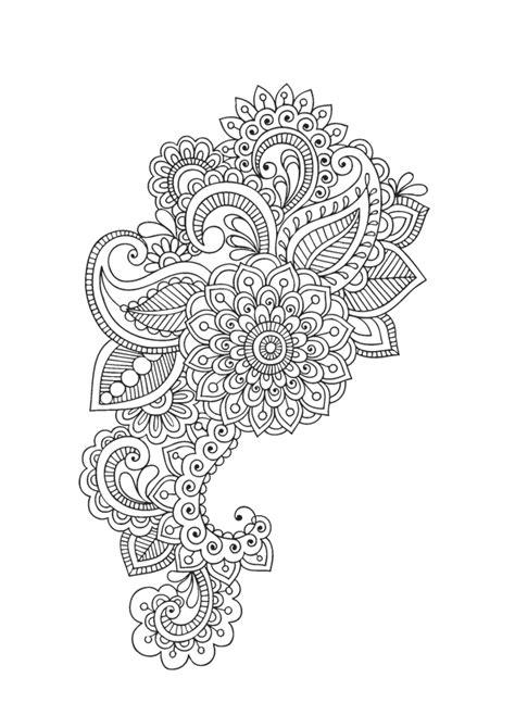 tattoo mandala coloring pages stci coloriage pour adultes et enfants mandalas