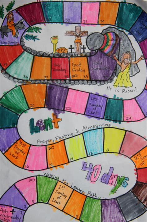 Two wonderful Crafts for Lent and Easter!   Little Ways