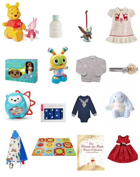 20 christmas gift ideas for baby mummy in the city