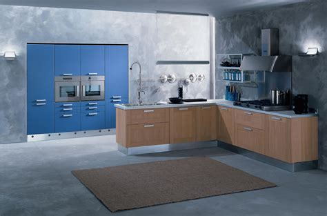 blue kitchen decor cool blue kitchens design inspirations kitchen design