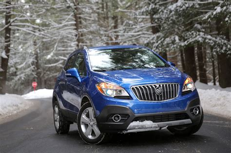 2016 buick encore reviews and rating motor trend