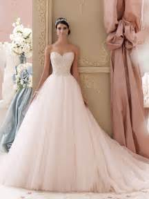 blush wedding dress david tutera wedding dresses 115250 luca