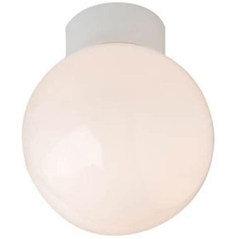 Bathroom Globe Light Bulbs Robus R100sb 100 Watt Bathroom Ceiling Globe Light Fitting