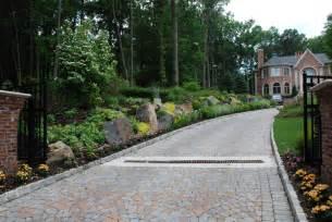 nj paver driveway design ideas pavers vs asphalt